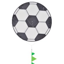 In the Breeze Round Kite in Soccer Ball - Closeouts