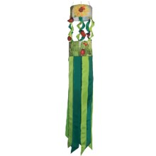 "In the Breeze Twistair Windsock - 6x40"" in Ladybugs - Closeouts"