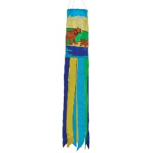 """In the Breeze Windsock - 6x40"""" in Bears In Woods - Closeouts"""
