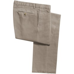 Incotex Benn Chinolino Dress Pants - Linen-Cotton, Contemporary Fit (For Men) in Navy