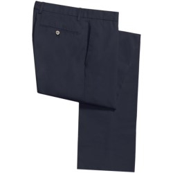 Incotex Benn Dress Pants - Brushed Cotton, Contemporary Fit (For Men) in Khaki