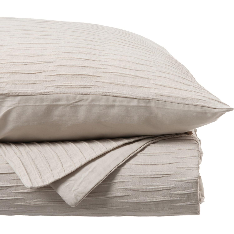 656f51aa5c Indigo Collection Nora Texture Duvet Set - Full-Queen - Save 51%