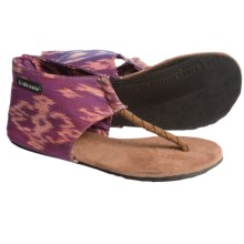 Indosole Ikhanna Sandals (For Women) in Lilac - Closeouts
