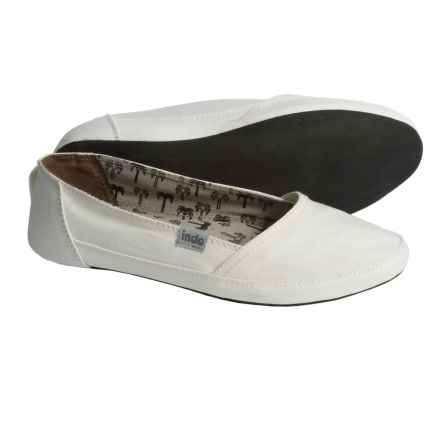 Indosole Kelapa Espadrilles (For Women) in Natural - 2nds