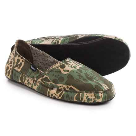 Indosole Pantai Beach Shoes (For Men) in Camo - Closeouts