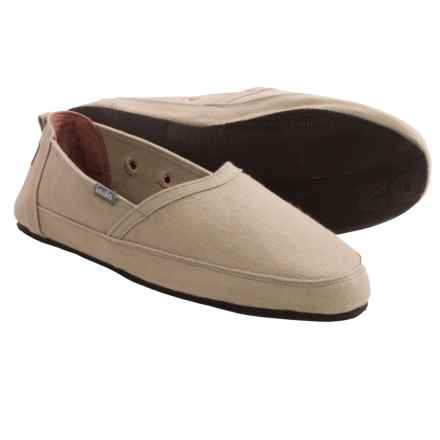Indosole Pantai Beach Shoes (For Men) in Stone - Closeouts