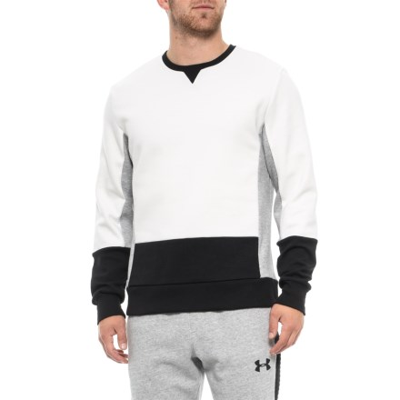 Industry Supply Co Legacy Pullover Shirt - Long Sleeve (For Men) in White - 1abdd14ac6b2a