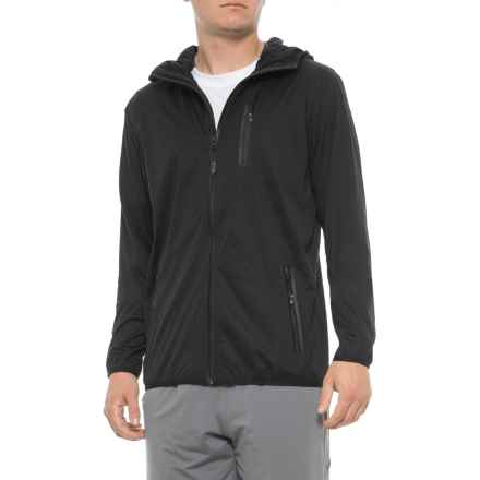 Industry Supply Co Level Up Jacket (For Men) in Black - Closeouts