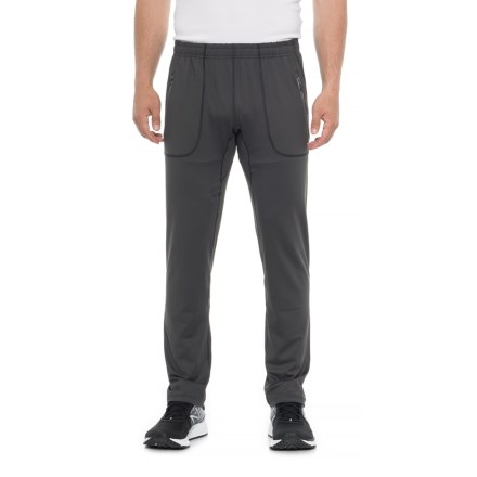 brand new 13b1e 8d775 Industry Supply Co Relaxed Fit Running Tights (For Men) in Charcoal -  Closeouts