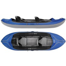 Infinity Odyssey 295 Recreational Inflatable Kayak in Blue - 2nds