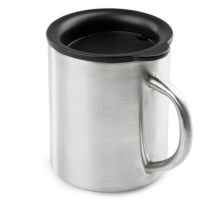 Innate Double Wall Camp Cup - 10 fl.oz. in Polished Stainless - Closeouts