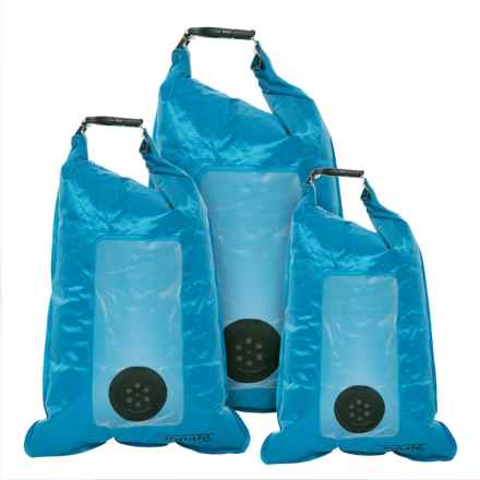 Innate Mentor Organizer Sac Combo Storage Sacks - Set of 3 in Blue - Closeouts