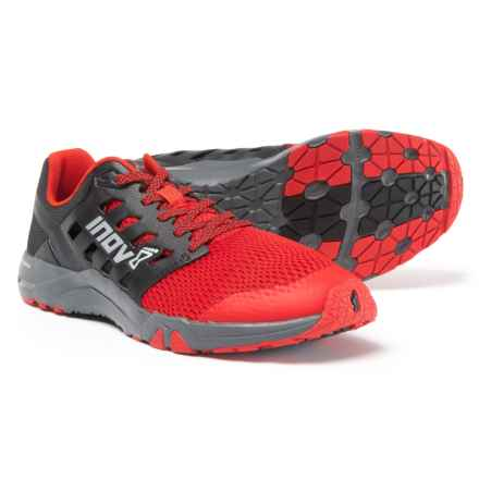 Inov-8 All Train 215 Cross Training Shoes (For Men) in Red/Black - Closeouts