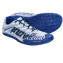 Inov-8 Bare-X 180 Running Shoes - Minimalist (For Men and Women) in White/Blue - Closeouts