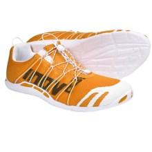 Inov-8 Bare-X Lite 150 Running Shoes - Minimalist (For Men and Women) in Orange/White - Closeouts