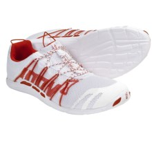 Inov-8 Bare-X Lite 150 Running Shoes - Minimalist (For Men and Women) in White/Red - Closeouts