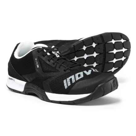 Inov-8 F-Lite 250 Cross Training Shoes (For Women) in Black/White - Closeouts