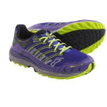 Inov-8 Race Ultra 290 Trail Running Shoes (For Men) in Navy/Lime - Closeouts