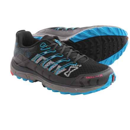 Inov-8 Race Ultra 290 Trail Running Shoes (For Women) in Raven/Ocean - Closeouts