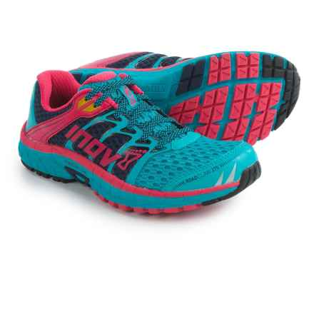 Inov-8 Road Claw 275 Running Shoes (For Women) in Blue/Navy/Berry - Closeouts