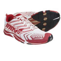 Inov-8 Road-X 233 Running Shoes - Minimalist (For Men and Women) in White/Red