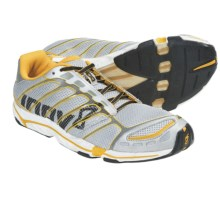 Inov-8 Road-X 255 Running Shoes - Minimalist (For Men and Women) in Silver/Yellow - Closeouts