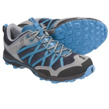 Inov-8 Roclite 268 Trail Running Shoes - Minimalist (For Women) in Grey/Blue - Closeouts