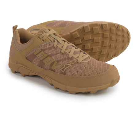 Inov-8 Roclite 295 Trail Running Shoes (For Men) in Brown - Closeouts