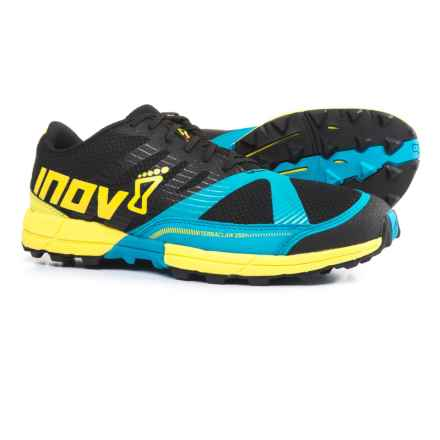 Inov-8 Terraclaw 250 Trail Running Shoes (For Men) in Black/Blue/Lime - Closeouts