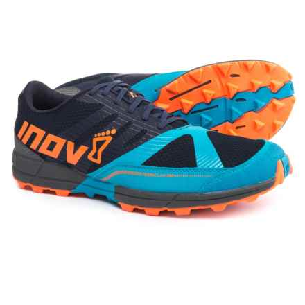 Inov-8 Terraclaw 250 Trail Running Shoes (For Men) in Navy/Blue/Orange - Closeouts