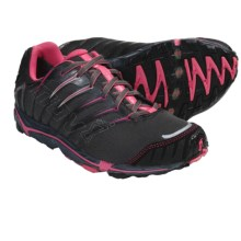 Inov-8 Terrafly 287 Gore-Tex® Trail Running Shoes - Waterproof, Minimalist (For Women) in Dark Grey/Pink - Closeouts