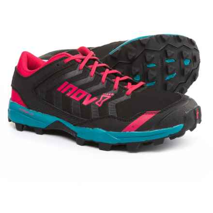 Inov-8 X-Claw 275 Trail Running Shoes (For Women) in Black/Teal/Berry - Closeouts