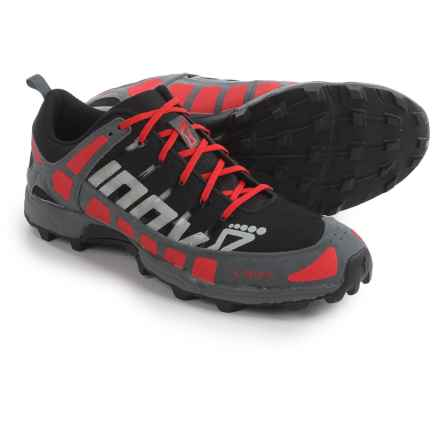 Inov-8 X-Talon 212 Trail Running Shoes (For Men and Women) in Black/Red/Grey - Closeouts