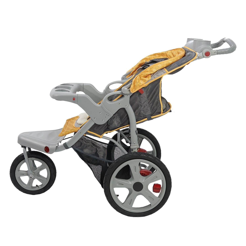 InStep Grand Safari Swivel-Wheel Jogging Stroller - Save 39%