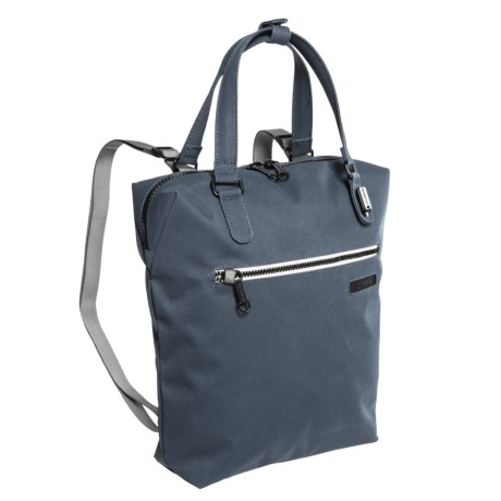 Intasafe(R) Anti-Theft Backpack Tote Bag