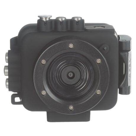 Intova Edge X Action Waterproof Camera in Black
