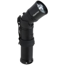 Intova Utility Light LED Flashlight in Black - Closeouts