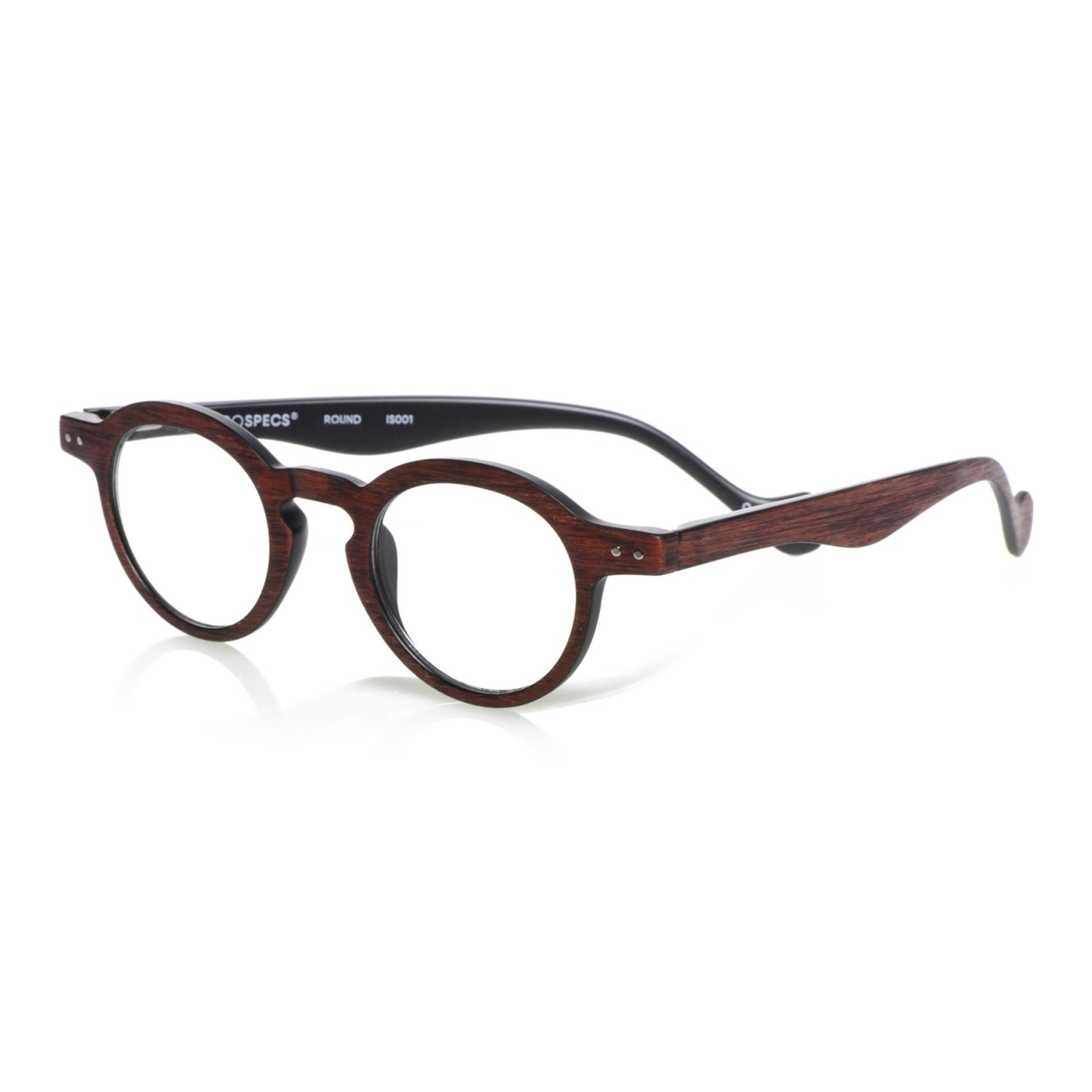 e45a8dfca2 INTROSPECS Round Reading Glasses (For Men and Women) - Save 60%
