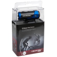 iON Air Pro Plus HD Helmet Video Camera in See Photo - Closeouts