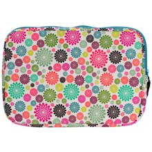 "Iota Chic Laptop Sleeve - 15"" in Tess - Closeouts"