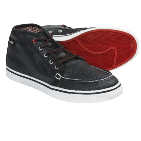 IPATH Ashbury Skate Shoes (For Men) in Black/White