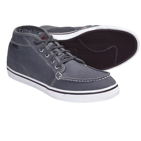 IPATH Ashbury Skate Shoes (For Men) in Carbon/Cowskull