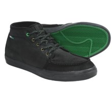 IPATH Ashbury Skate Shoes - Shearling-Lined (For Men) in Black/Black - Closeouts
