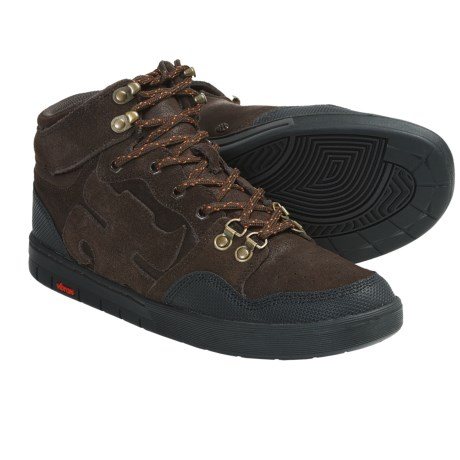 IPATH Iconic FDR Skate Shoes (For Men) in Coffee/Black