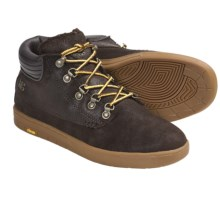 IPATH Trenchtown Skate Shoes - Shearling-Lined (For Men) in Monks Robe/Gum - Closeouts