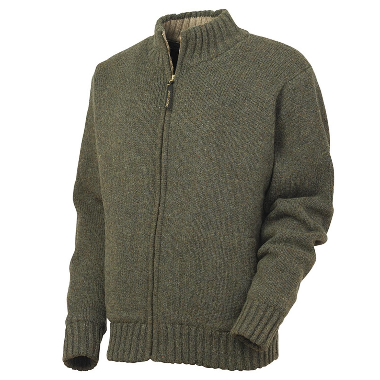 Wool Sweater Jacket Mens 79