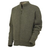 Irish Setter Easton Knit Sweater Jacket - Wool Blend, Sherpa Lining (For Men)