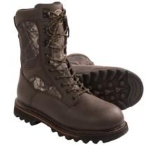"Irish Setter Gunflint Boots - Waterproof, Insulated, 11"" (For Men) in Mossy Oak Break Up Camo - Closeouts"
