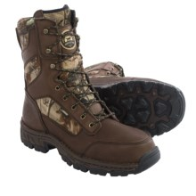 "Irish Setter Havoc 400g Thinsulate Gore-Tex® Hunting Boots - Waterproof, Insulated, 10"" (For Men) in Realtree Ap/Brown - Closeouts"