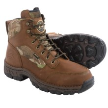 Irish Setter Havoc Gore-Tex® Hunting Boots - Waterproof, Leather (For Men) in Realtree Ap/Brown - Closeouts